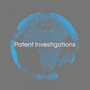 Patent investigations