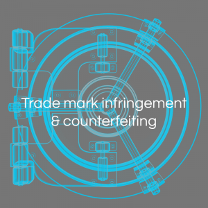 Trade mark infringement & counterfeiting